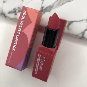touch in SOL Soul Velvet Lipstick Seoul Rose